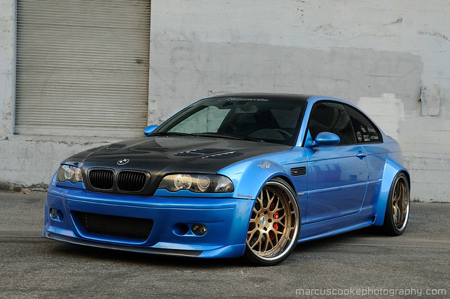 Custom Widebody Supercharged BMW M3  Marcus Cooke  Flickr