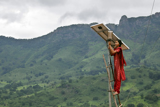 Off the grid, but on the up | by DFID - UK Department for International Development