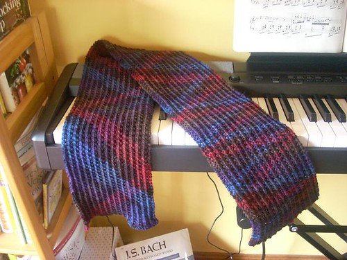 Zig-Zag Scarf | by Library Kat