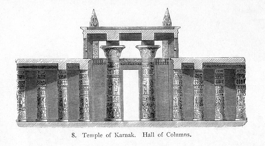 temple of khonsu reconstruction section title temple