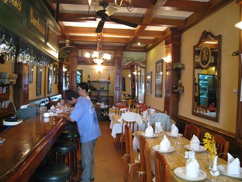 Restaurant La Fourchette L Oscar Caf Ef Bf Bd