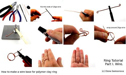 Как и из чего сделать кольцо своими руками в домашних условиях легко и