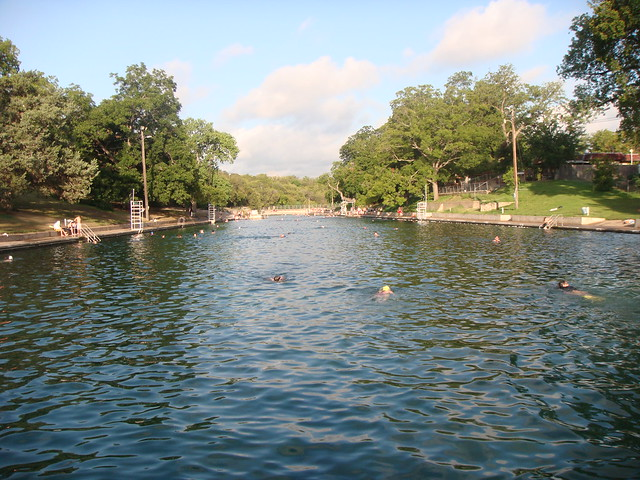 Barton springs pool austin texas flickr photo sharing for Barton creek nursery