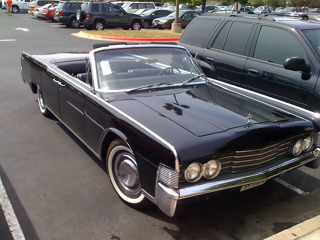 65 lincoln continental rolled right out of my dream flickr. Black Bedroom Furniture Sets. Home Design Ideas
