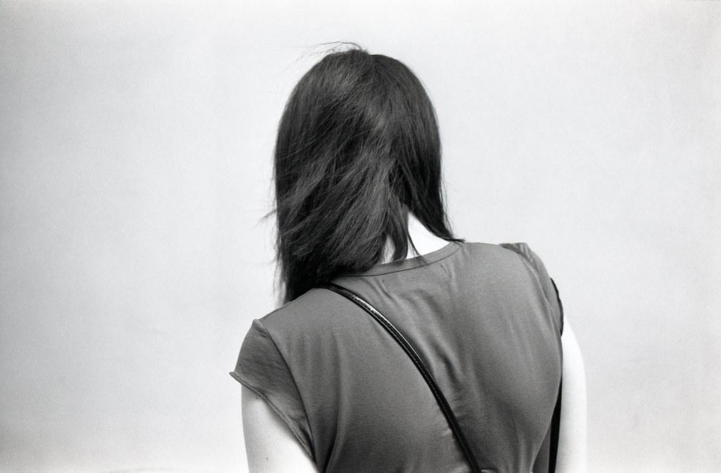 Donna Di Spalle Domenica 16 Luglio Questa Non Mi Ricordo Flickr