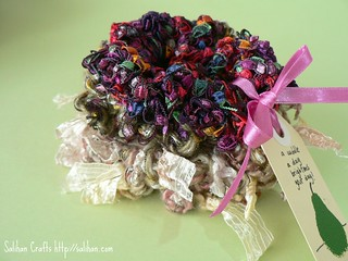 Crochet Hairbands as a Gift Set | by :Salihan