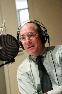Frederick Alford, Dean of Students at Trinity | by WNPR - Connecticut Public Radio