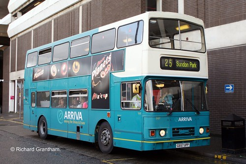 Arriva The Shires 5107, G657UPP. | by EYBusman