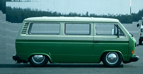 Vw Caravelle T25 Shortie Shortened Roofchopped Would