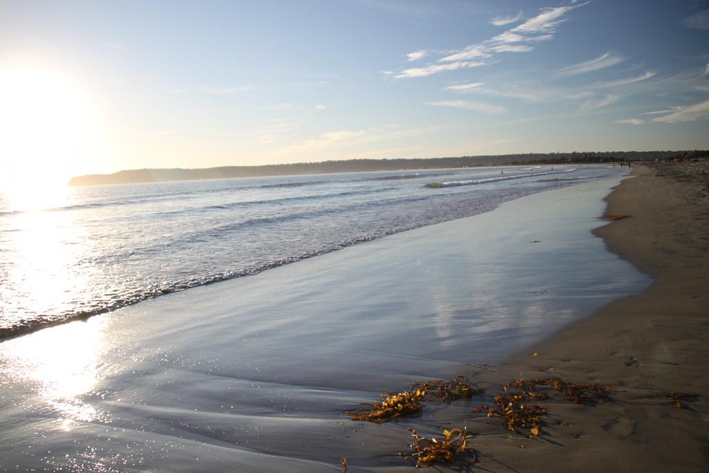 Coronado Island Beach Directions