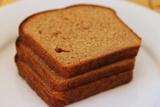 whole wheat sandwich bread | by Stacy Spensley