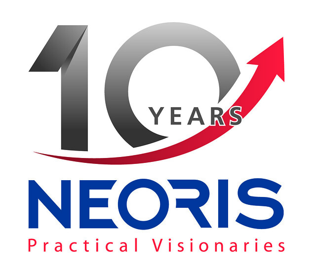 NEORIS 10 years Logo - Color | Neoris grew out of the innova… | Flickr