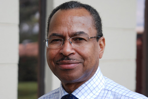 Jimmy Smith, director general of ILRI