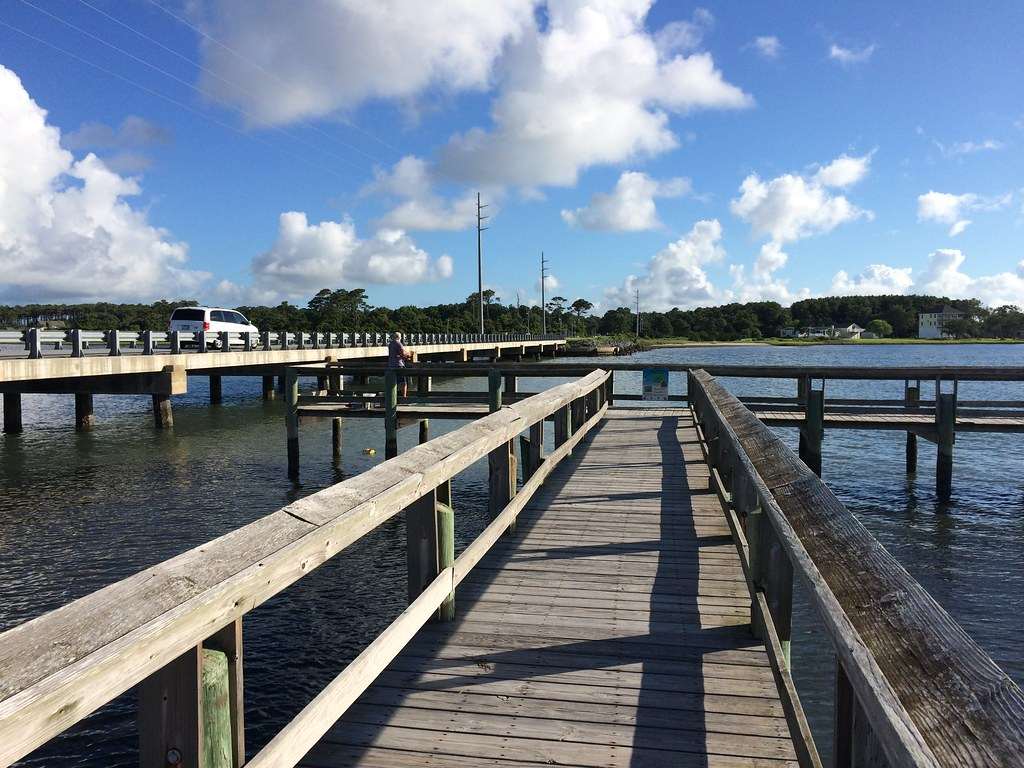 Proposed harkers island bridge replacement straits for Harkers island fishing report