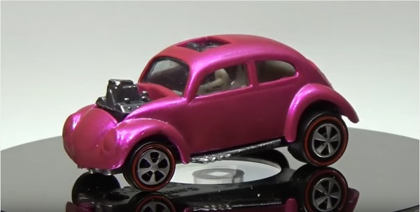 1968 Hot Wheels Custom Volkswagen Redline