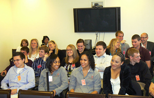 University of Cincinnati Students visit Consulate | by US Embassy Canada