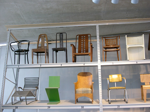 Vitra Design Museum Chairs Design Museum Chairs by