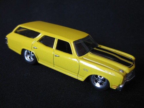 Chevelle Ss >> Hot Wheels Chevelle SS Wagon 1970 | ReubenRods | Flickr