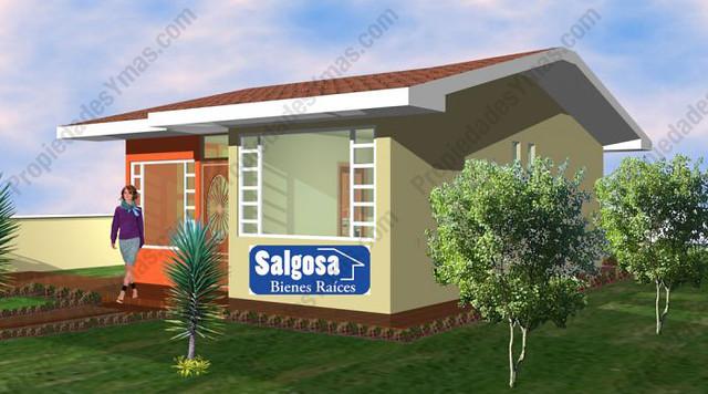 Modelo de casa de campo 1 piso ideas de modelos y planos for Modelos de casas procrear clasica