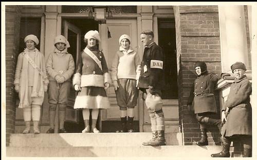 Carnival 1920 Carnival Parade 1920's