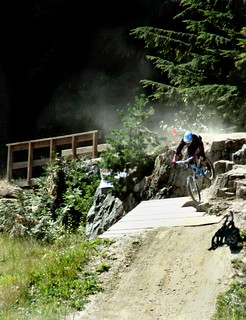 Mountain bike jump | by Anonym_snegl