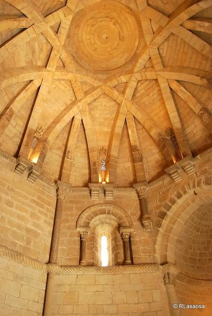Iglesia del Santo Sepulcro, Torres del Río, Navarra, Camino de Santiago