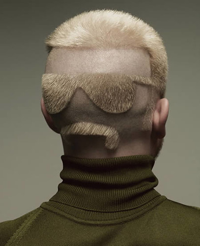 Sensational Crazy Hairstyles Wtf Posted Via Email From Easy Street Di Flickr Hairstyles For Men Maxibearus