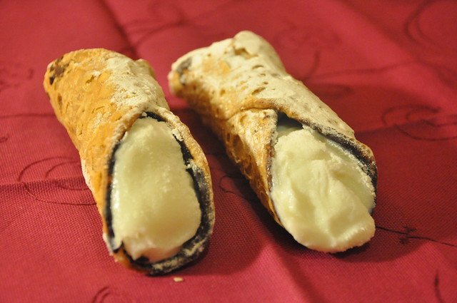 Sicilian Cannoli | Flickr - Photo Sharing!