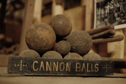 Cannon Balls | by Jeremy Stockwell