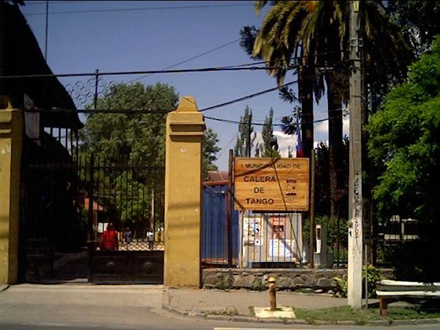 Municipalidad de Calera de Tango prohibirá asados este viernes
