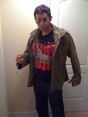 dan the suicide bomber dans insensitive halloween