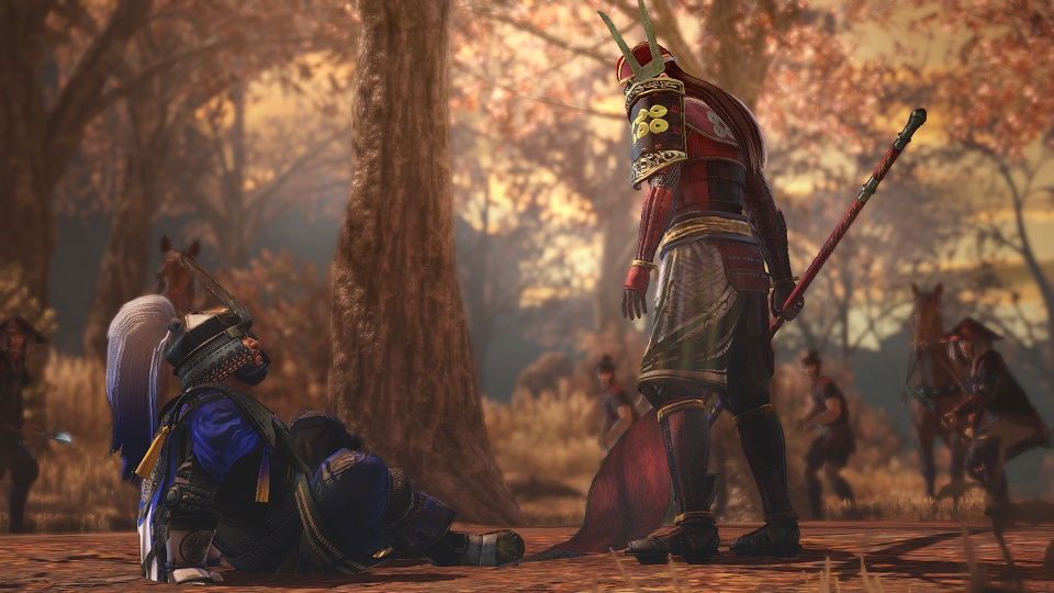 Samurai Warriors: Spirit of Sanada -