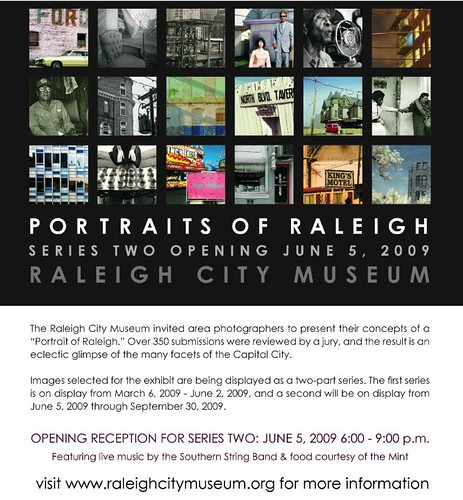 Portraits of Raleigh | by steveburnett