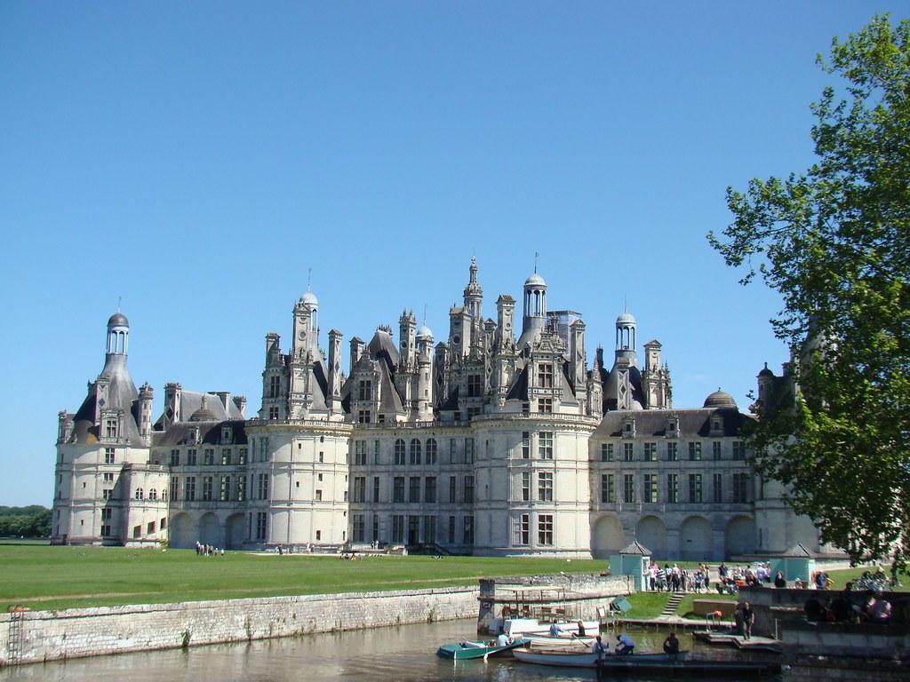 Castillo de chambord francia soledad sola flickr - Castillo de chambord ...