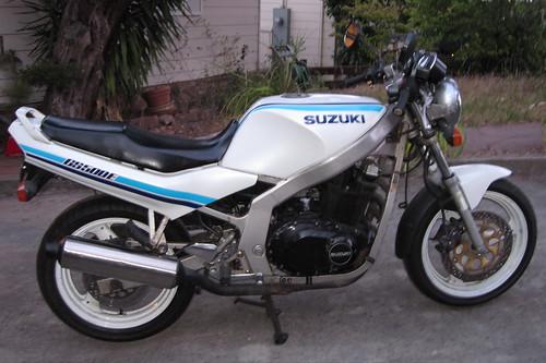 1989 suzuki gs500 for sale joel flickr