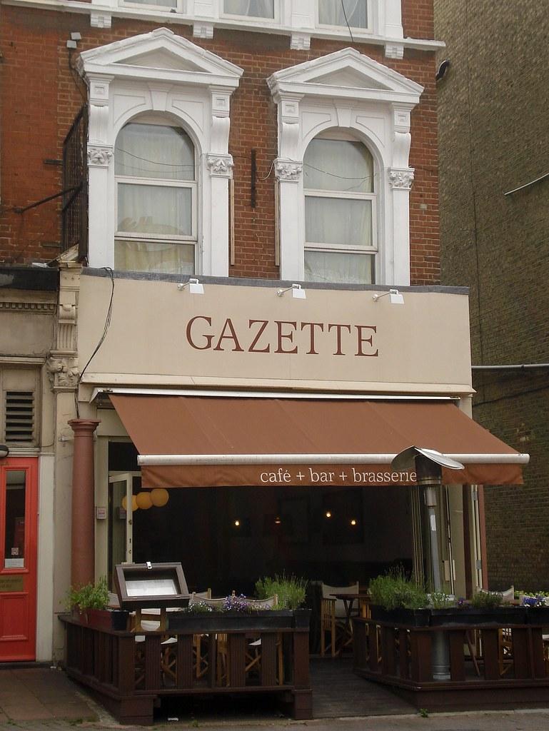 Gazette, Balham, London SW12