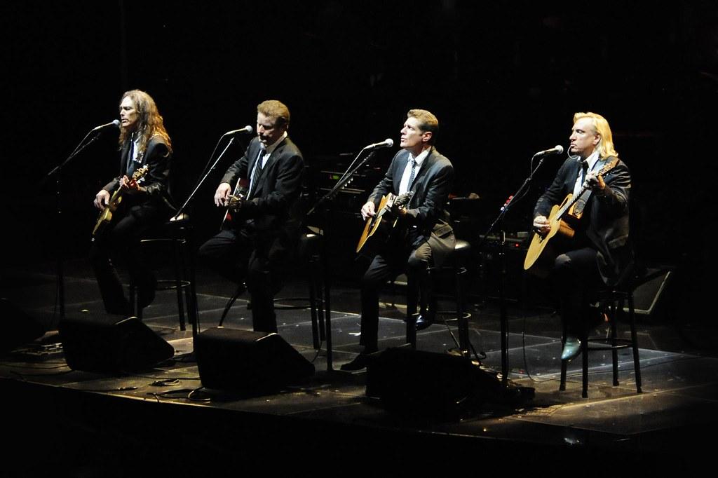 Eagles Out Of Eden Tour