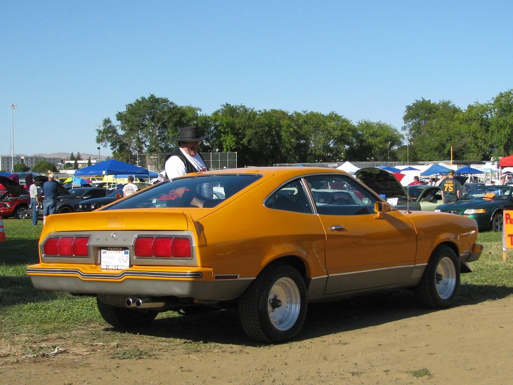 The New Ford Mustang >> 1978 Ford Mustang II Mach 1 Fastback (Custom) '694P' 3 | Flickr