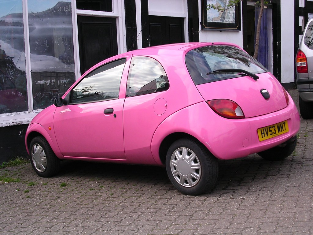 Ford Ka By Tosh Ford Ka By Tosh