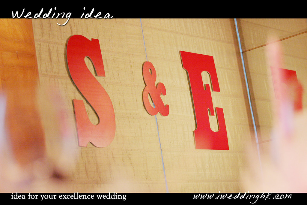 Letter Backdrop In Regal Hong Kong Wedding Idea Weddingidea Gmail