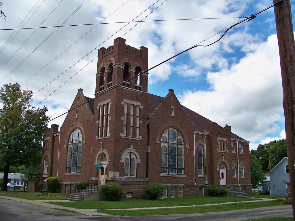 Illinois edgar county kansas -  Christian Church Kansas Illinois Edgar County By Ray Cunningham