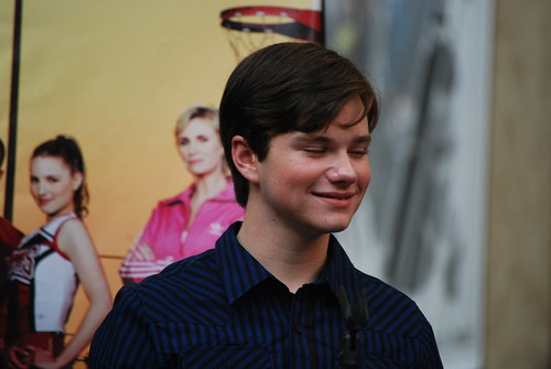 Chris Colfer | by Genevieve719