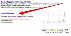 Google Hot Trends In Regular Results | by search-engine-land