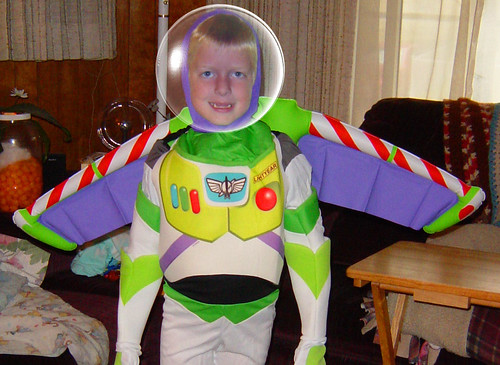 Halloween Preview Kevin Will Be Buzz Lightyear This Hall