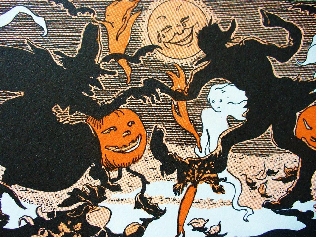 Tippity Witchitu0026#39;s vintage Halloween : judibird : Flickr