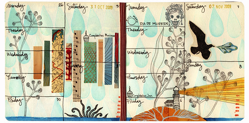 The Oct/Nov 09 pages | by Geninne