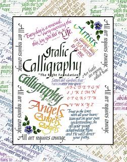 Italic Calligraphy Online Class My Online Class Www
