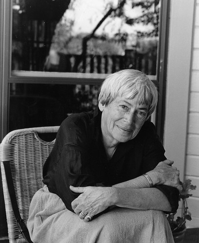 Ursula Le Guin | by Oregon State University