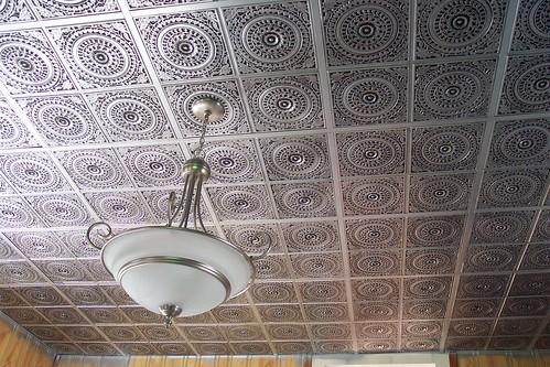 Tin Ceiling Tile For Kitchen Backsplash