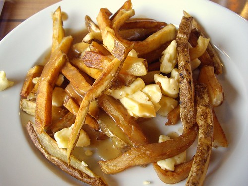 Poutine @ Hills Market Canada Day Dinner | by swampkitty